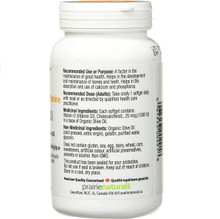 Prairie Naturals Vitamin D3 1000 IU Softgels 90 Softgels | Recommended Use /Dose Image