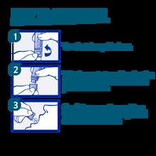 Boiron Sleep and Stress Passiflora Compose 3 x 4g Tubes | 774016837133 | Usage