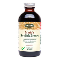 Flora Health Maria's Swedish Bitters Alcohol-Free 250 mL  | 061998081921