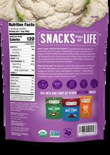 Rhythm Superfoods Organic Cauliflower Bites -White Cheddar  40g | 829739100153