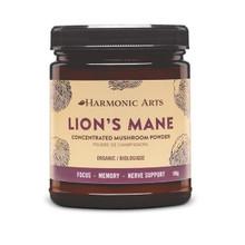 Harmonic Arts Lion's Mane Concentrated Mushroom Powder 100g | 842815026062