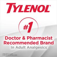 Tylenol Extra Strength 500 mg 150 Caplets | 062600142290