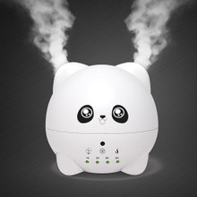 Knute Kids Ultrasonic Aromatherapy Essential Oil Diffuser - Cute Panda