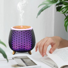 Lasting Naturals Wood Aromatherapy Diffuser  - Black