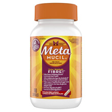 Metamucil 3 in 1 MultiHealth Fibre 160 Capsules  | 056100005438