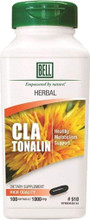 Bell Lifestyle Products CLA Tonalin 1000mg 100 Sofgels | 771733110655