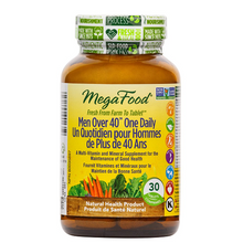 MegaFood Men Over 40 One Daily 30 Tablets | 051494901365