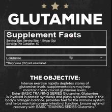 Redcon1 Basic Training Series Glutamine 300g | Supplements