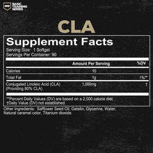 Redcon1 Basic Training Series Fish Oil EPA/DHA/DPA 90 Softgels | Supplements Facts