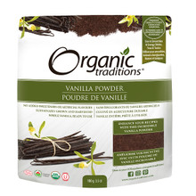 Organic Traditions Vanilla Powder 100g | 627733004756