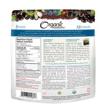 Organic Traditions Antioxidant Berry Blast 100 grams | 627733009607