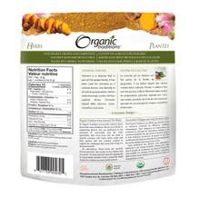 Organic Traditions Turmeric Powder 200 grams | 627733004305