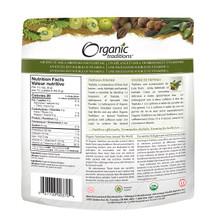 Organic Traditions Triphala Powder 200 grams | 627733003704