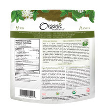 Organic Traditions Stevia Leaf Powder 100 grams | 627733002905