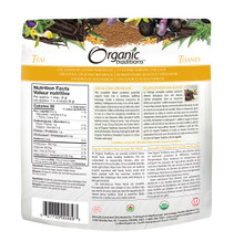 Organic Traditions Macaccino Drink Mix 227 grams | 627733004893