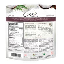 Organic Traditions Shredded Coconut 227 grams | 627733007153