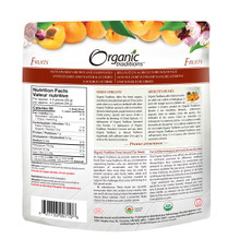 Organic Traditions Dried Apricots 227g | 627733007108