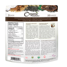Organic Traditions Probiotic Smoothie Mix, Decadent Chocolate Coconut 200g | 627733005128