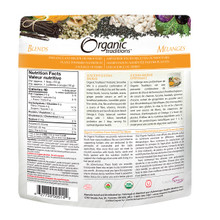 Organic Traditions Probiotic Smoothie Mix, Luscious Lucuma Baobab 200g | 627733005142