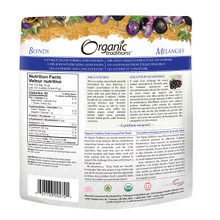 Organic Traditions Maca for Men with Probiotics 150g | 627733002721