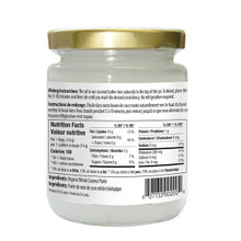 Organic Traditions Whole Coconut Butter 200g | 627733002004