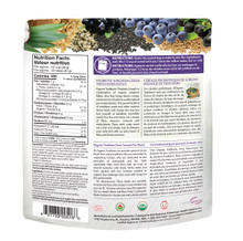 Organic Traditions Probiotic Sorghum Cereal Triple Berry Blend 200g | 627733005166