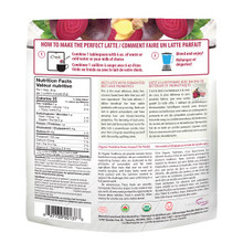 Organic Traditions Beet Latte with Fermented Beets and Probiotics 150g | 627733001373