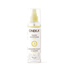 Oneka Hand Sanitizer Lemon 180mL | 874244001341