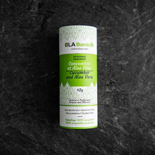 OLA Bamboo Deodorant Cocumber and Aloe Vera 42g | 627843802440