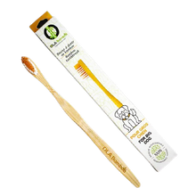 OLA Bamboo Pet Toothbrush - For Big Dogs | 628110814388