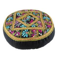 Relaxus Round Meditation Cushion - Calcutta | 628949067856 | 706785