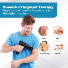 HoMedics Therapist Select Percussion Massager | 031262099662