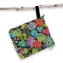 Thirsties Deluxe Wet Bag - Desert Bloom| 840015713140