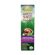 Host Defense Mushrooms Myco Shield Spray Immune Support Peppermint 30 ml - Front | 822078730012