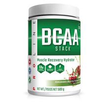 ProLine Amino Acids BCAA Stack Natural Passion Fruit Green Tea 503g | 700199004666