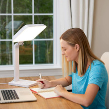 TheraLite® Aura Mood and Energy Enhancing Light Therapy Lamp | CAR-FGP830CA |  627394038305