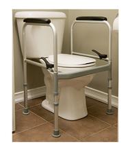 MOBB Folding Toilet Safety Frame | 844604037822