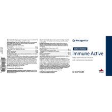 Metagenics Immune Active 60 Capsules - Ingredients|755571958204