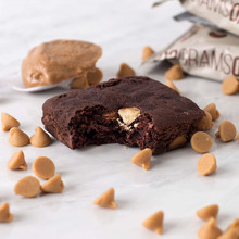 Eat Me Guilt Free Brownie - Chocolate Peanut Butter Bliss 12 x 55g|862887000187