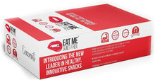 Eat Me Guilt Free Brownie - Chocolate Coconut 12 x 55g|0850014396029