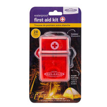 Relaxus First Aid Kit with Waterproof Hard Case | 628949051831