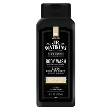 J.R. Watkins Men's Body wash - Sandalwood Vanilla 532 ml | 813724023725