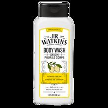 J.R. Watkins Body Wash 532 ml - Lemon Cream   813724020618