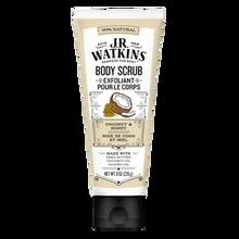 J.R. Watkins Body Scrub 226g - Coconut Milk & Honey | 818570007509