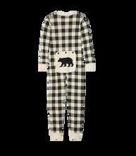 Little Blue House by Hatley Kids Union Suit - Cream Plaid | 671374314729, 671374314743, 671374314767, 671374314781, 671374314798, 671374314804, 671374314811