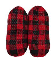 Little Blue House by Hatley Women's Warm and Cozy Slippers - Buffalo Plaid | 671374157036, 671374157074, 671374157050,671374157067