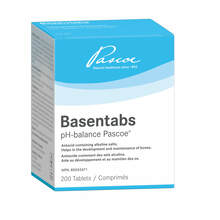 Pascoe Basentabs pH-balance Pascoe 200 Tablets|4039343118666