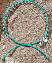 4Ocean Hawksbill Turtle Bracelet - Emerald Green|810046162811
