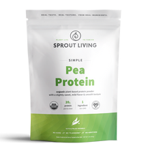Sprout Living Simple Protein Organic Protein Powder - Pea 454g | 852457007565