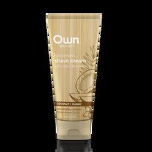 Own Beauty Moisturizing Shave Cream Coconut and Mango 200mL | 815281800528